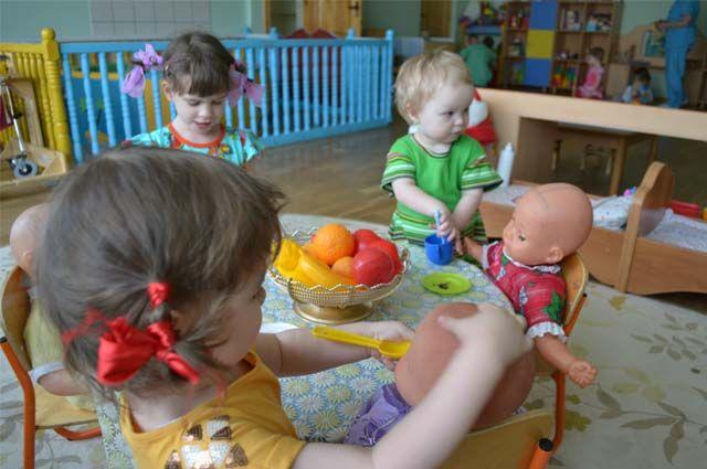 Всего в этом году в дошкольные учреждения Сыктывкара впервые пойдут почти четыре тысячи малышей.