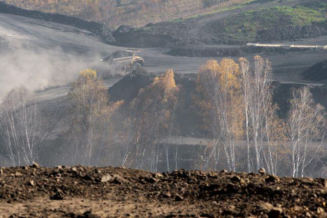 Объемы добычи угля в Кузбассе снизились на 11% впервые за 23 года.