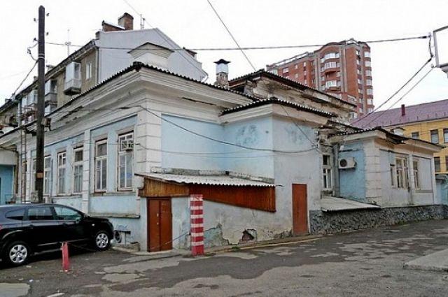 Состояние дома, которому 124 года, плачевное.