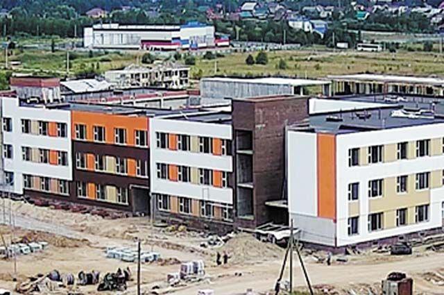 Школу в Березниках сдадут до конца этого года. Там будут учиться 1224 школьника.