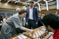 Губернатор пригласила всех на соревнования в Ханты-Мансийск в следующем году