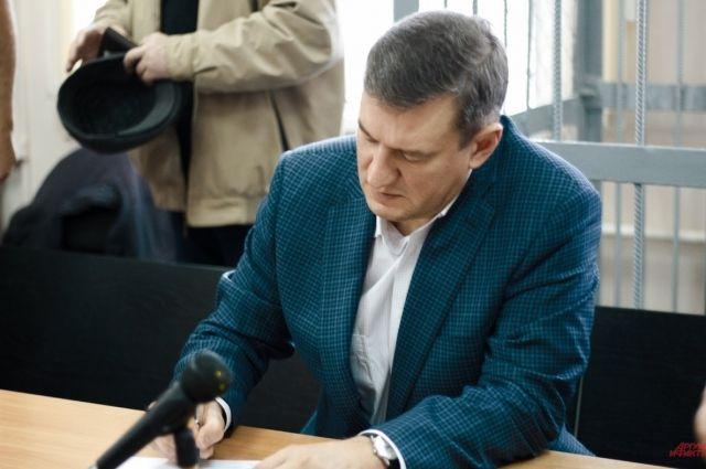 Евгений Арапов отказался признавать вину в незаконном создании фирмы.