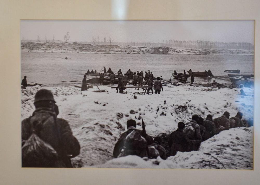 Ленинградский Фронт.1942
