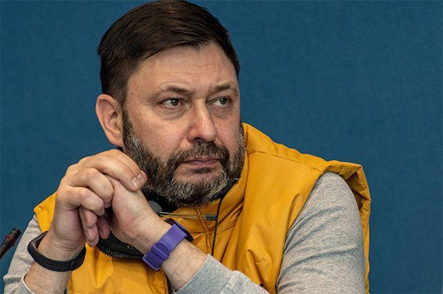 Кирилл Вышинский.