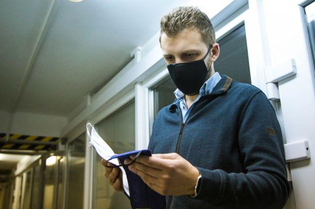 Новосибирский «Вектор»: маски с ионами серебра ученых БФУ им. И. Канта убивают коронавирус