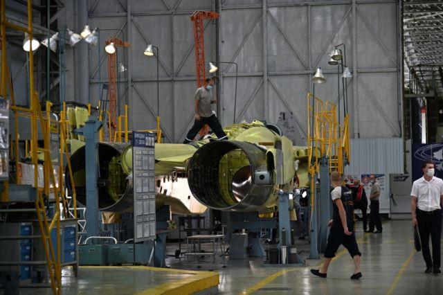 Авиастроительную отрасль проверил Михаил Дегтярёв в Комсомольске-на-Амуре