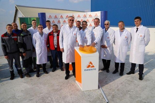 Компания «Дамате» расширила свое присутствие в Тюменской области