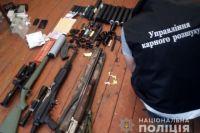 В Волынской области «умелец» переделывал оружие для клиентов со всей страны