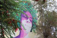 Живописные композиции художники создают в рамках фестиваля «Крась!»