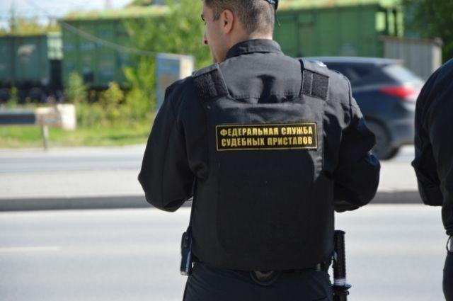 Автомобиль тюменца арестовали за миллионный долг