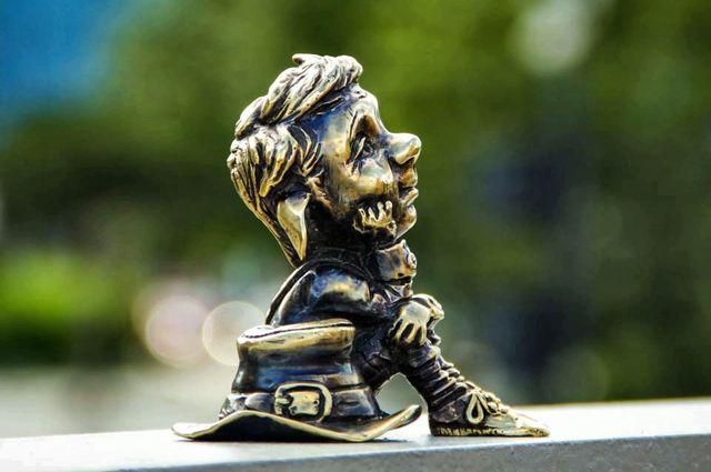 Новому калининградскому хомлину дали имя Лёва