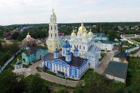 Мужской монастырь в честь Владимирской иконы Божией Матери (с.Оранки)