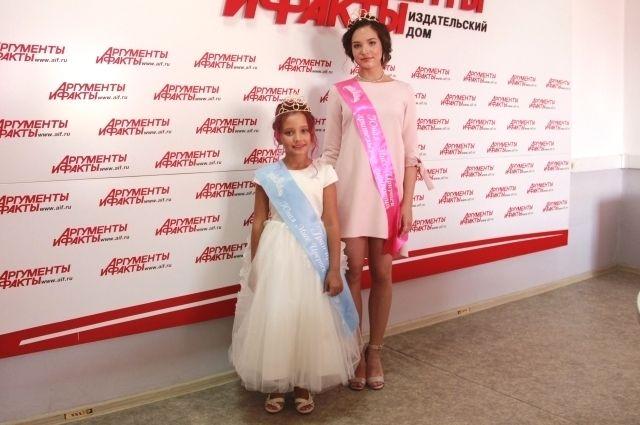 Екатерина Баронова и Карина Яркова.