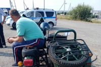 Житель тюменского села заплатит штраф за модернизацию мотоцикла