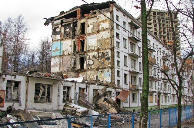 Дома были рассчитаны на 25-30 лет, а отслужили более 60.