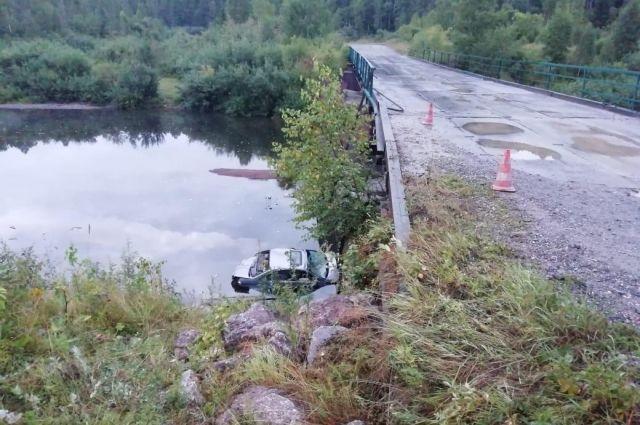 Авария произошла 30 июля около 00:15 часов.