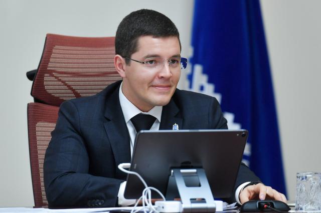 Губернатор Ямала Дмитрий Артюхов заболел коронавирусом