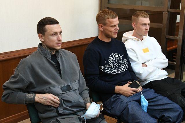 Решение по жалобе на приговор Кокорину и Мамаеву отложено на 3 августа