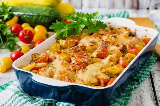 Под золотистой корочкой: топ-3 простых рецептов овощных запеканок