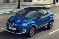 Renault Kaptur.