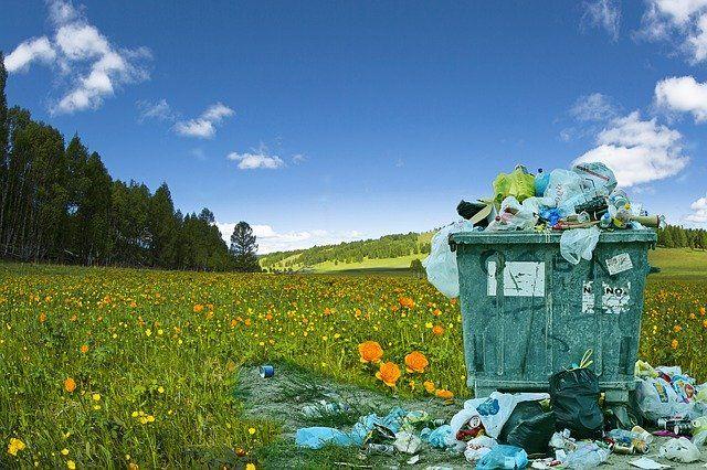 Тюменцы стали выбрасывать больше мусора