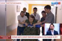Стало известно о смерти Любови Нурдиновой, самой тяжелой женщины России