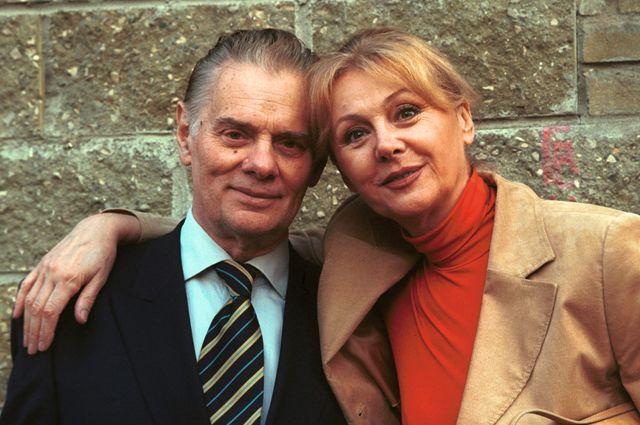 Владимир Андреев и Наталья Селезнёва.