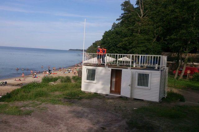 На выходных в районе Светлогорска спасатели оказывали помощь детям