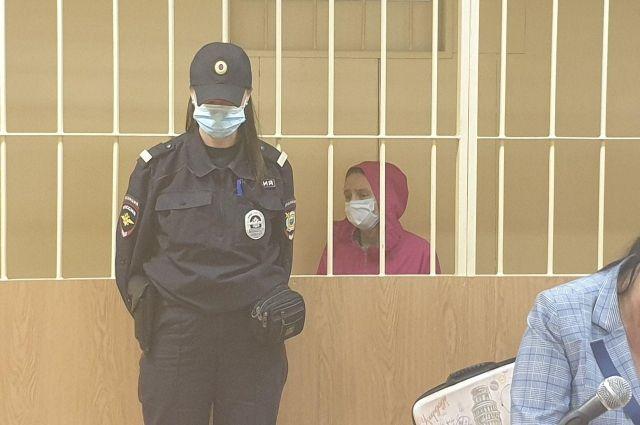 Марина Кохал будет находиться под стражей до 30 сентября.