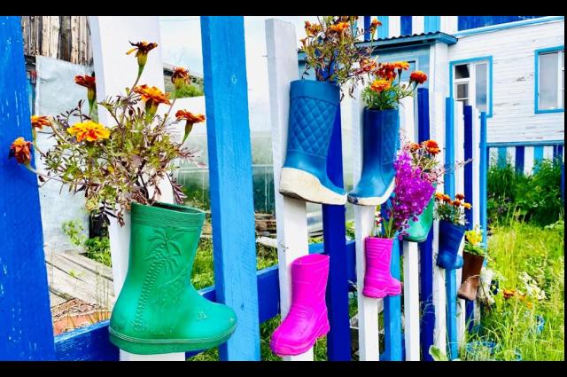 На Ямале стартовали конкурсы на лучшее озеленение двора