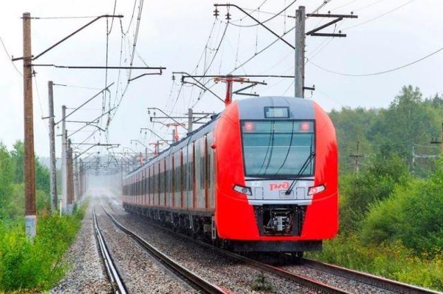 Более миллиона пассажиров перевезли «Ласточки» между Псковом и Петербургом