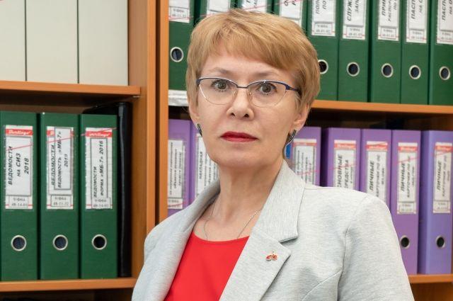 36 лет Нина Шуваева работает кладовщиком атомной станции.