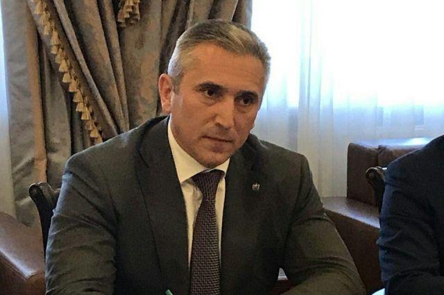 Александр Моор представил президенту кандидатуры на пост главы ХМАО – Югры