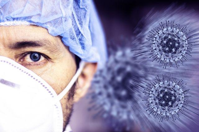 В тюменской больнице более 50 человек заразились коронавирусом