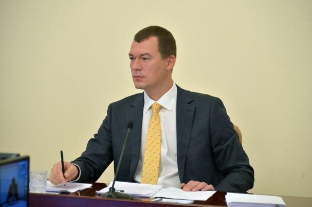 Дегтярев заявил, что не намерен повышать себе зарплату