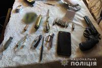 В Харькове задержали военнослужащего, торговавшего оружием