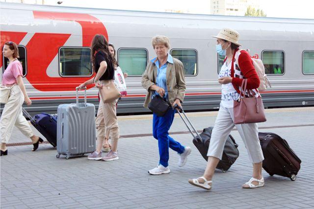 Вопреки всем предостережениям врачей, волгоградцы уезжают в отпуск.
