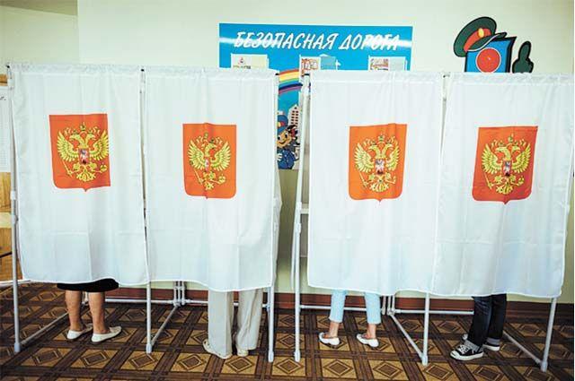 На досрочные выборы губернатора претендовали восемь человек.