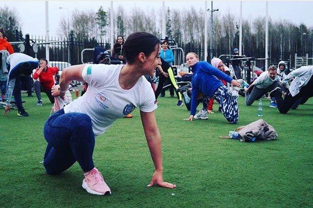 Проект создан под эгидой Олимпийского совета Югры