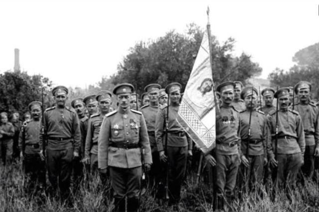 Из Нижегородской губернии на Первую мировую мобилизовали примерно полмиллиона человек.