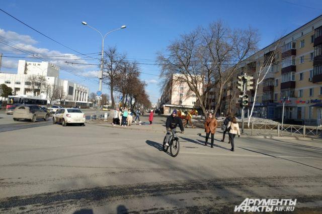 Режим самоизоляции в Пермском крае ввели в апреле.