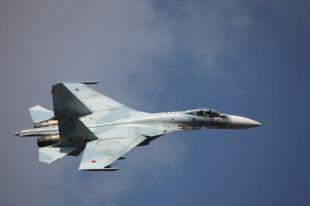 Истребитель РФ вылетал на перехват американских самолётов над Чёрным морем