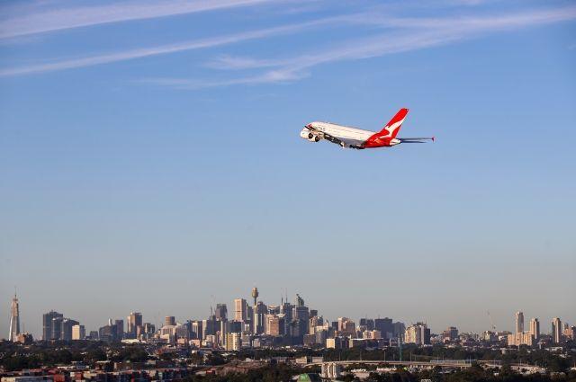 Австралийская авиакомпания Virgin Australia сократит треть штата