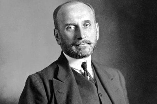 Сергей Сазонов.