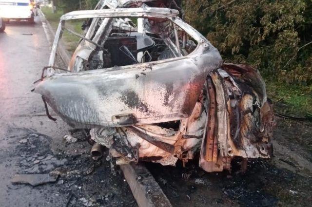 Авария произошла 5 августа около 20:15 часов.