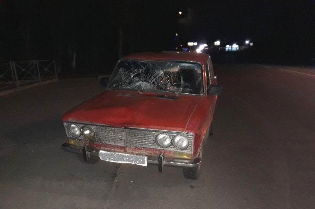 В Оренбурге водитель «ВАЗа» насмерть задавил пешехода.