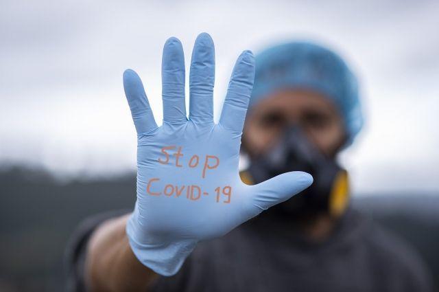 51-смерть: в Оренбуржье коронавирус вновь унес жизнь человека.