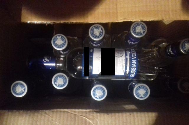 В Оренбуржье изъяли из оборота свыше 5 тысяч бутылок немаркированного алкоголя.
