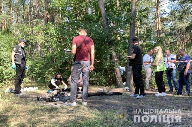 В Киеве женщина расчленила мужчину и пыталась сжечь останки тела: детали