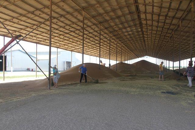 На ставропольских складах пустовато